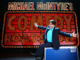 Beeb announce Michael McIntyre's Comedy Roadshow Series 2