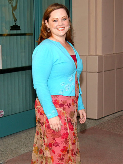 Melissa McCarthy through the years - Melissa McCarthy back in 2003