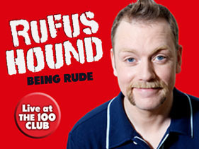 Rufus Hound Being Rude HALF PRICE on iTunes