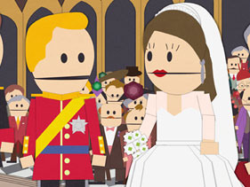 A Right Royal South Park