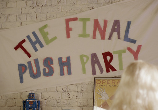 Threesome - Episode 7 - The Final Push Party!